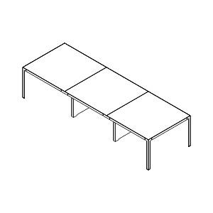 Tavolo Riunione 3 moduli - Copertina